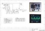 実験1回路図、データ